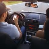 GSM vasthouden tijdens rijden