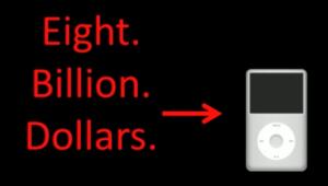 Bron: Rob Reid: The $8 billion iPod